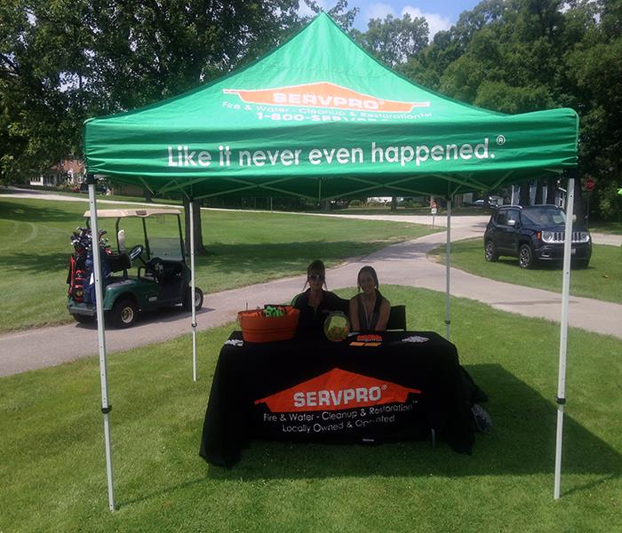 Sauk Village Fire Department Golf Outing & SERVPRO of Kankakee County Event Photos