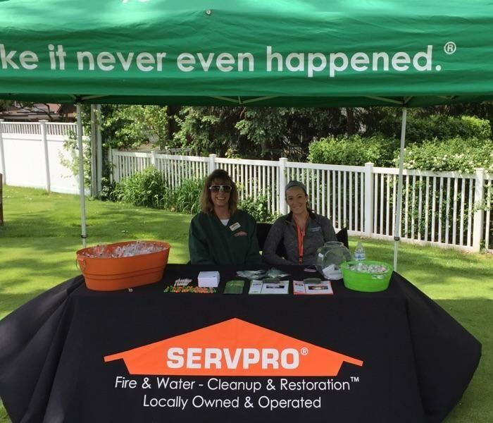 SERVPRO Supports The Presence Our Lady of Victory Golf Tournament