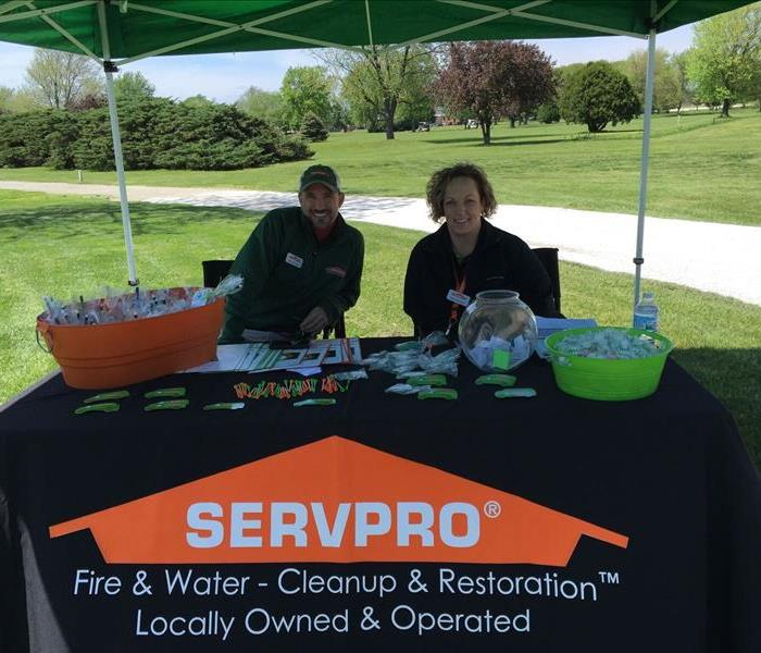 SERVPRO Supports The Manteno Chamber of Commerce