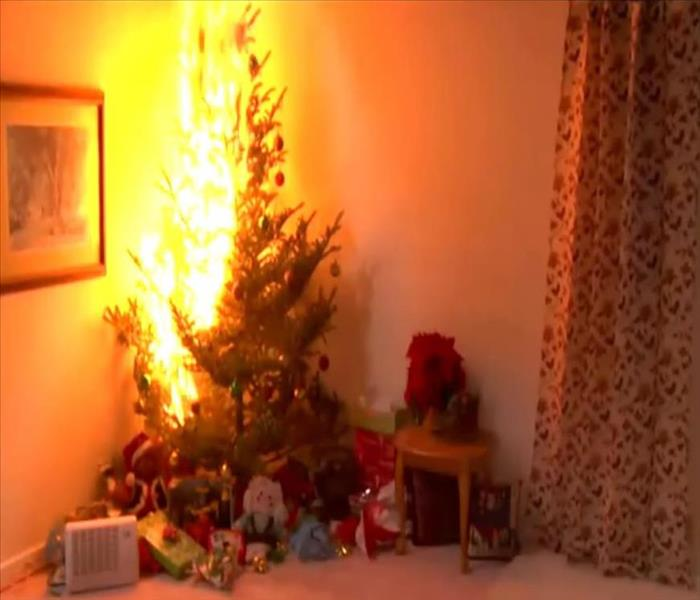 Fire Damage Holiday Fire Tips for Watseka