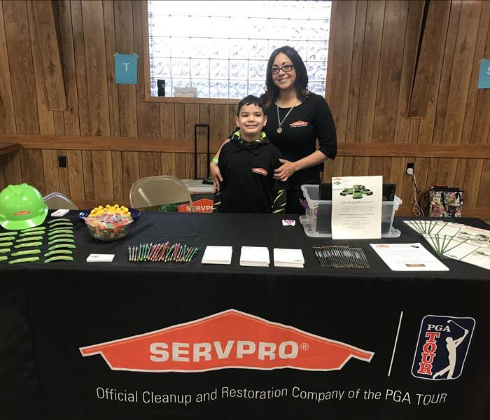 Community SERVPRO In The Comunity