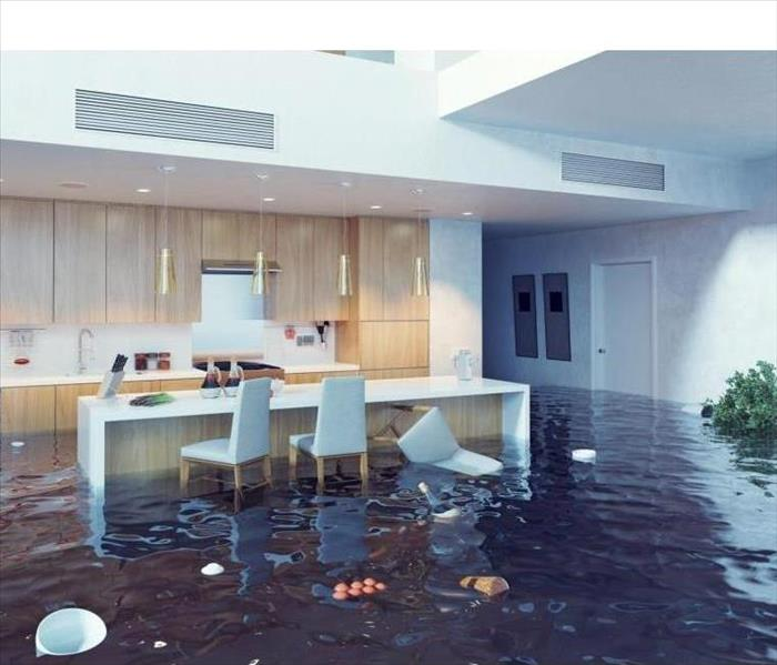 Water Damage Has your business or home sustained a water damage?