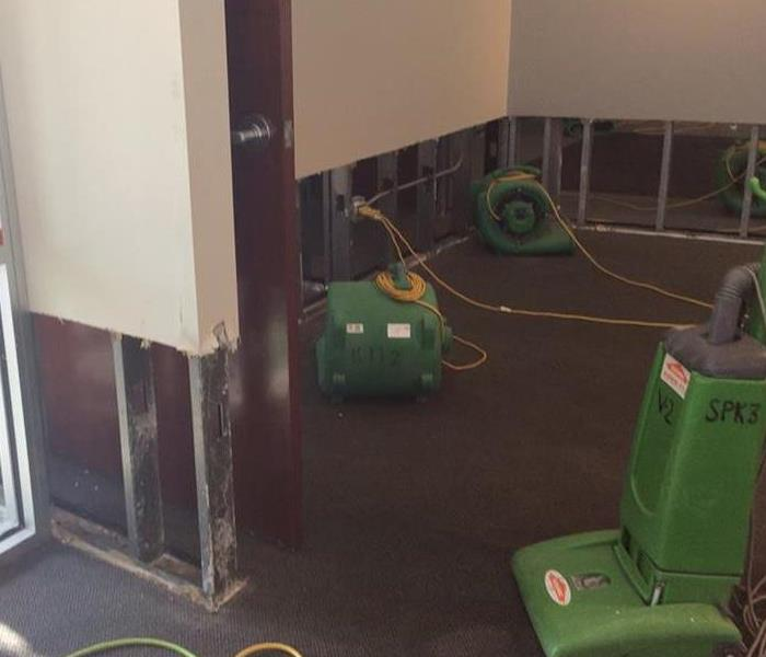 Commercial Water damage to your Bradley, IL business