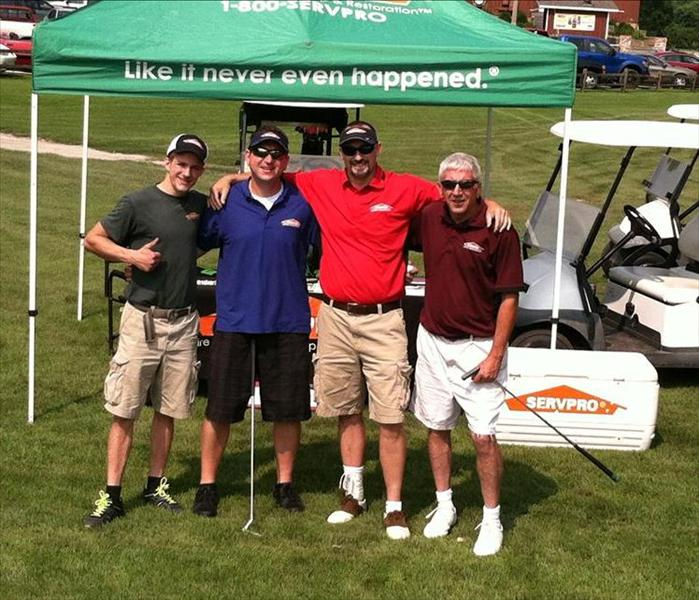 Community 6th Annual Brian Munz Golf Outing - MABAS 23