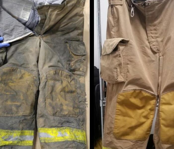 Cleaning Certified Cleaning of Fire Fighter  Turn Out Gear
