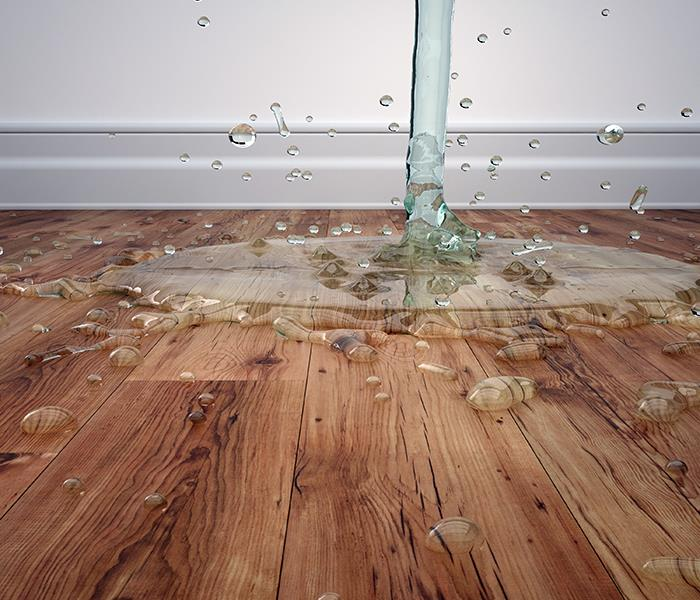 Water Damage What to Do if There's Water Damage to Flooring in Your Home