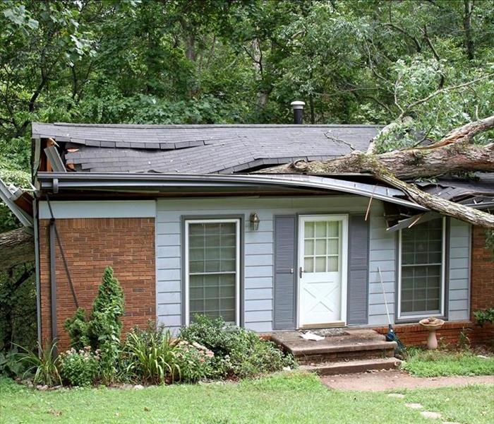 Storm Damage Natural Disaster and Fires Can Ruin Your Roof