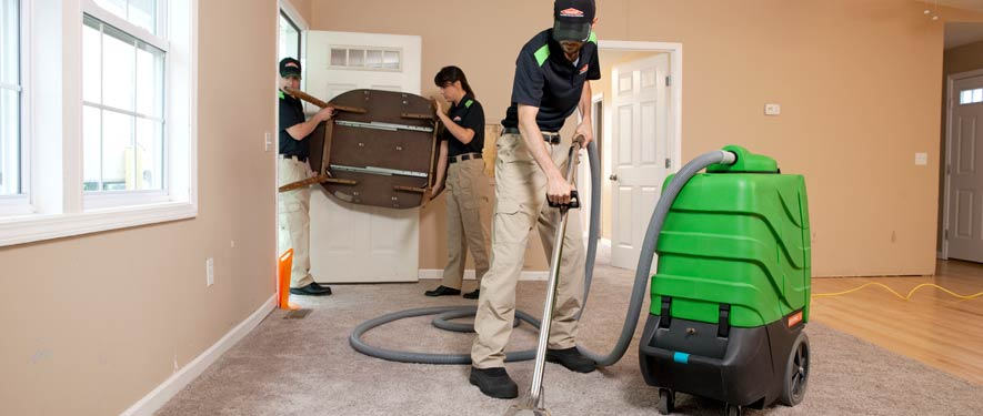Bourbonnais, IL residential restoration cleaning